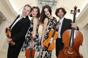 Wexford Sinfonia with Redmond O'Toole and RTE ConTemp Quartet - Mon 23 October