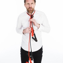 Special Eye Entertainment JASON BYRNE 'You Can Come In, But Don't Start Anything'