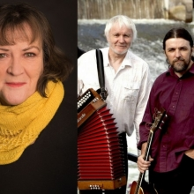 Music Network presents Maighread Ní Dhomhnaill, Máirtín O'Connor and Séamie O'Dowd