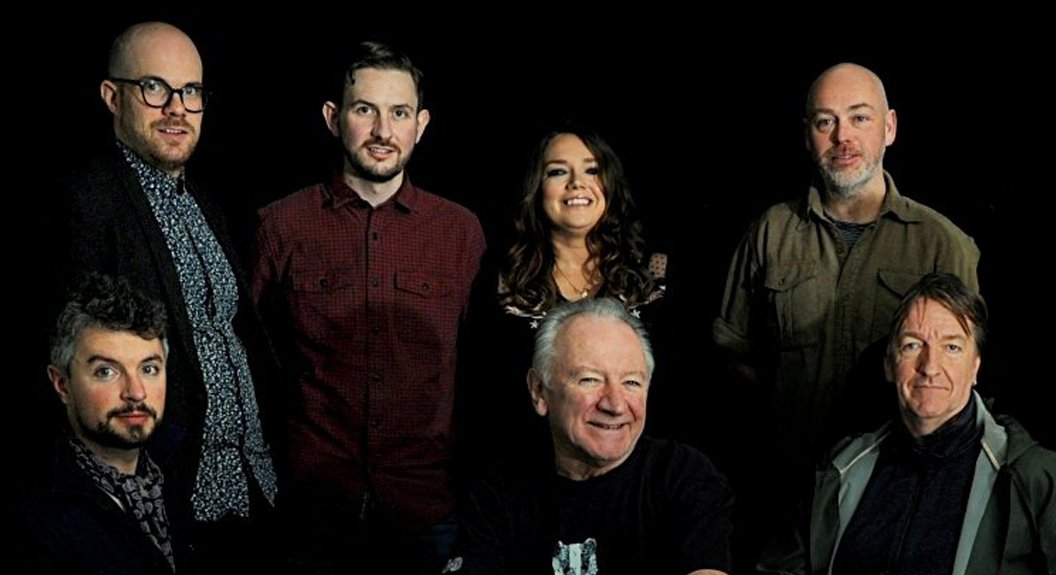 Atlantic Arc Orchestra under the musical direction of Dónal Lunny