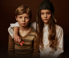 An Irish National Opera/Theatre Lovett/Abbey Theatre co-production of Humperdinck Hansel & Gretel