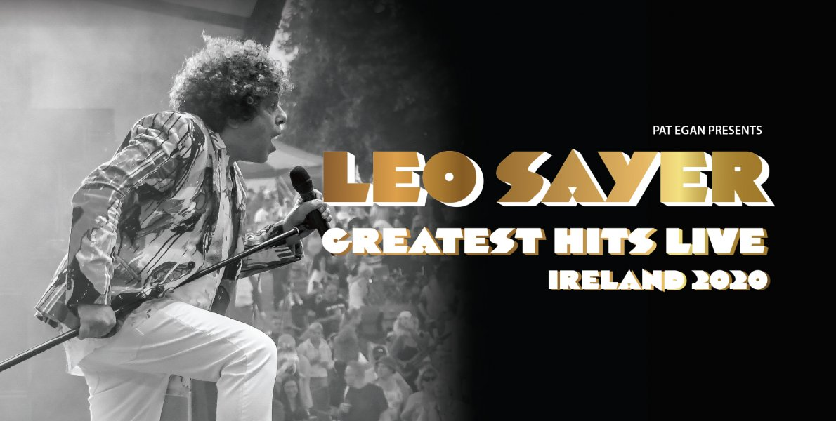 Leo Sayer: Greatest Hits Live