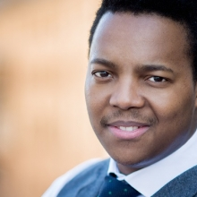 The National Opera House presents  Levy Sekgapane, Tenor and Albie van Schalkwyk, Piano