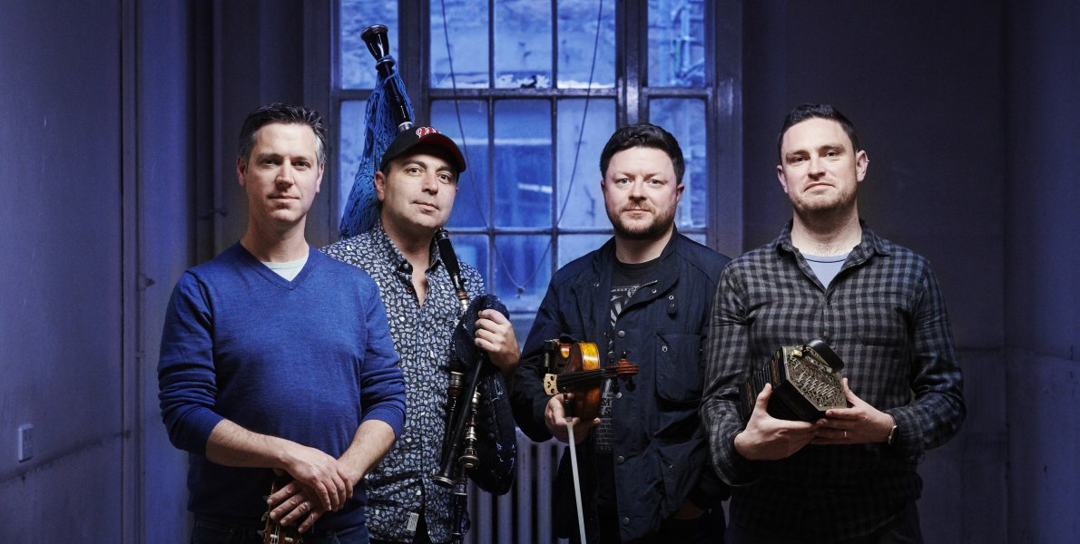 Music Network presents Anxo Lorenzo, Dónal O'Connor, Jack Talty & Jim Murray
