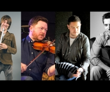 Music Network Presents Ross Ainslie, Dónal O'Connor, Jack Talty & Jim Murray