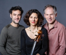 Music Network Presents Saltarello Trio