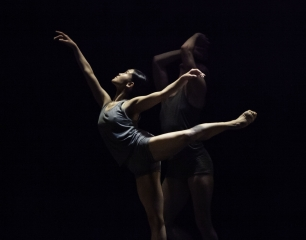 Ballet Ireland presents a triple-bill of  contemporary work: