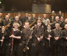 The HFC Concert Band