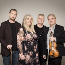Music Network presents Niamh Parsons, Ciarán Tourish, Liam Kelly and John Doyle (Ireland)