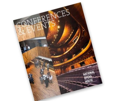Conference & Events Brochure