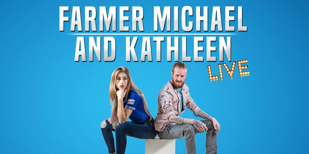 Farmer Michael and Kathleen