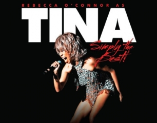 "Rebecca O'Connor ""Simply the Best"" as Tina Turner"