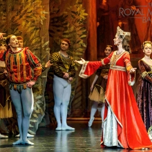 Royal Moscow Ballet Presents 'Swan Lake'