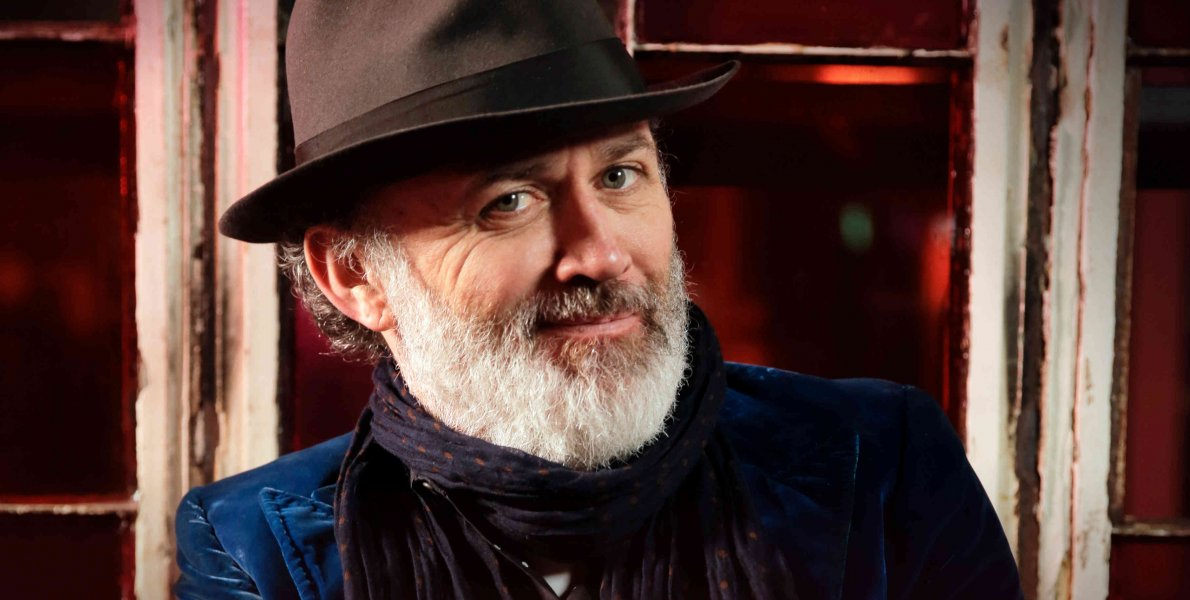Tommy Tiernan presents 'Paddy Crazy Horse'