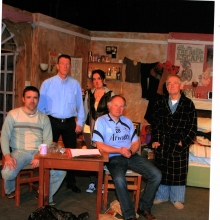 Ballycogley Players present 'The Night Alive'
