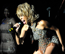 Rebecca O'Connor as Tina Turner